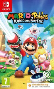 Mario + Rabbids Kingdom Battle - Nintendo Switch/Instant Digital Download