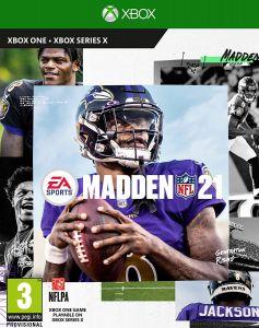 Madden 21 - Xbox One/Standard Edition