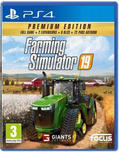 Farming Simulator 19 - PS4/Preminum Edition