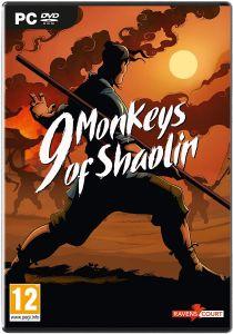 9 Monkeys of Shaolin - PC/Standard Edition