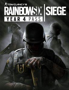 Tom Clancy's Rainbow Six Siege - Year 4 Pass - Year 4 Pass Worldwide PC Uplay Digital Code - DC