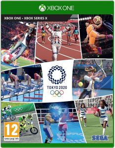 Olympic Games Tokyo 2020 The Official Video Game - Xbox One/Xbox Series X