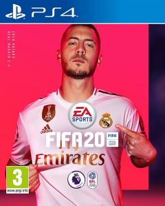 Fifa 20 - PS4 Standard Edition