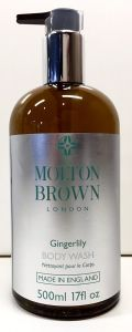 Molton Brown Gingerlily Body Wash - 500ml