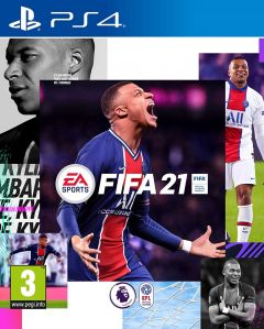 FIFA 21 - PS4/Standard Edition