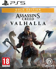 Assassin's Creed Valhalla Gold Edition - PLAYSTATION®5
