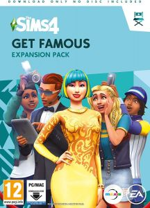 The SIMS 4: GET FAMOUS -  PC EXPANSION PACK