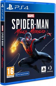 Marvel's Spider-Man: Miles Morales - PS4/Standard Edition