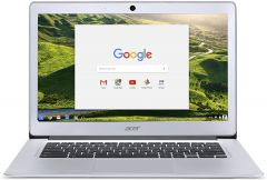 """Acer Intel Chromebook - CB514-1H-C1T8 - 14"""" Screen, 4GB RAM, 32GB Storage, eMMC - Silver"""