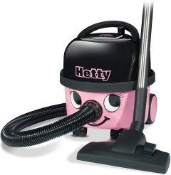 Hetty Hoover Vacuum Cleaner - Pink/Black