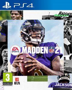 Madden 21 - PS4/Standard Edition