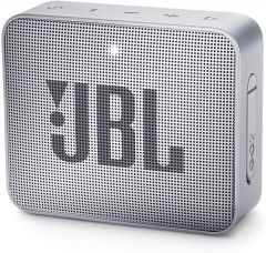 JBL GO2 Portable Bluetooth Speaker - Grey