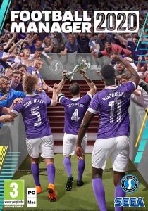 Football Manager 2020 - PC Standard Edition