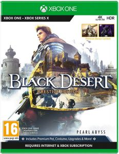 Black Desert - Xbox One/Prestige Edition