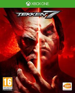 Xbox One Tekken 7 - Physical Game