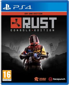 Rust: Day One Edition - PS4