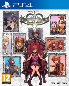 Kingdom Hearts: Melody Of Memory - PS4/Standard Edition