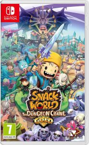 Snack World: The Dungeon Crawl Gold - Nintendo Switch Edition