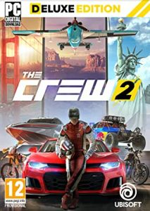 The Crew 2: Deluxe Edition (Uplay) - PC Edition - Instant Digital Download