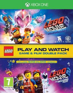 The Lego Movie 2 Videogame Doublepack with Film - Xbox One