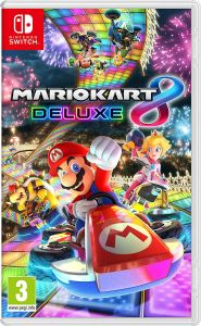 Mario Kart 8 Deluxe - Nintendo Switch for Switch