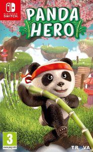 Panda Hero - Nintendo Switch Instant Digital Download