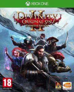 Divinity Original Sin 2 Definitive Edition - Xbox One UK - Digital Code - DC