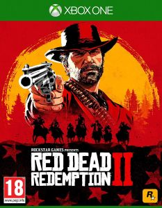 Red Dead Redemption 2 XBOX One Video Game
