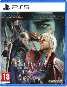 Devil May Cry 5: Special Edition - PLAYSTATION®5