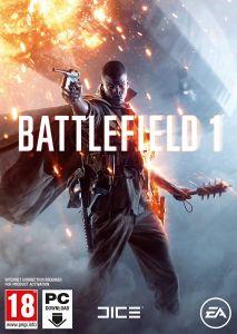 Battlefield 1 Standard Edition - Instant Digital Download PC Code - Origin