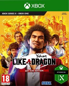 Yakuza: Like a Dragon - Xbox One/Limited Edition