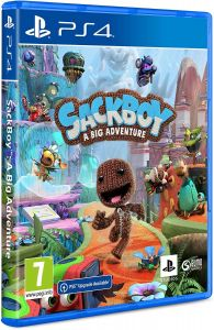 Sackboy: A Big Adventure - PS4/Standard Edition