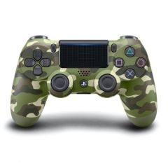 PS4 Dualshock Controller - Green Camouflage