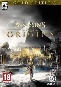 Assassin's Creed Origins - Gold Edition, PC Worldwide Digital Code - DC