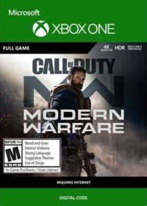 Call of Duty: Modern Warfare - Xbox One UK - Digital Code - DC