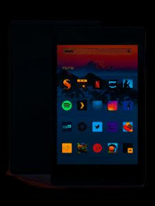 Amazon fire HD 8 with Alexa tablet 8 inch 16GB Black