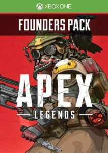 Apex Legends Founders Pack - Instant Delivery Digital Code - Xbox One