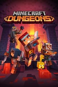 Minecraft Dungeons - Xbox One - Digital Code - DC