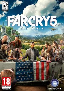 Far Cry 5 PC Standard Edition - PC Digital Download