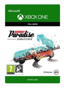 Burnout Paradise Remastered - Xbox One UK - Instant Digital Download