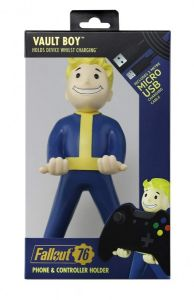 Fallout 76 Vault Boy Cable Guy