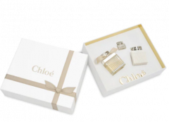 Chloe Eau De Parfum 75ml+Perfumed body lotion 100ml+Eau De Parfum.5ml Gift Set
