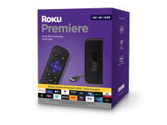 Roku Premiere 4K & HDR Streaming Device
