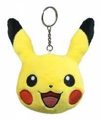 Pokemon Let's Go Pikachu - Plush Keyring