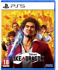 Yakuza: Like a Dragon - PLAYSTATION®5