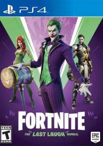 Fortnite The Last Laugh Bundle - PS4/Instant Digital Download