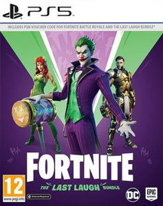Fortnite The Last Laugh Bundle - PS5 Instant Digital Download