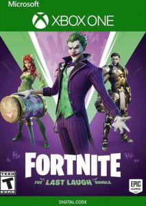 Fortnite The Last Laugh Bundle - Xbox Series X/S & One/Instant Digital Download