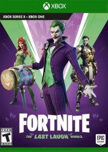 Fortnite: The Last Laugh Bundle - Xbox One/Standard Edition