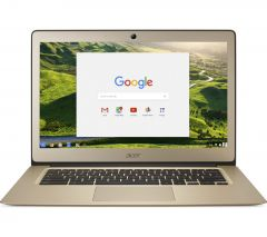 "ACER CB3-431 14"" Full HD Chromebook -RAM: 4 GB / Storage: 32 GB eMMC - Gold"